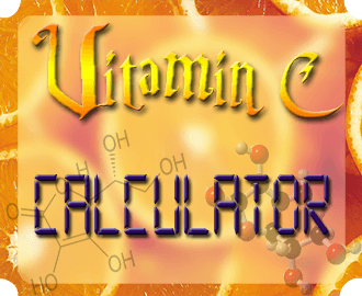 vitamin c calculator