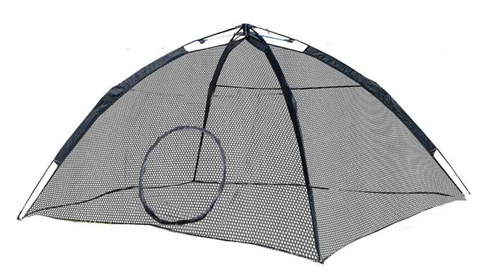 mesh dome tent